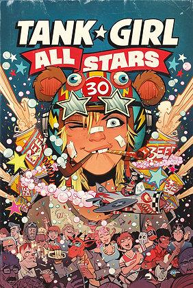 TANK GIRL ALL STARS HC (MR)