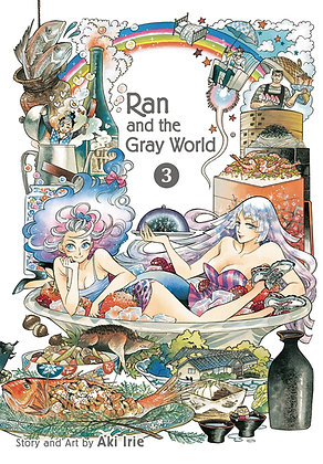 RAN AND THE GRAY WORLD GN VOL 03