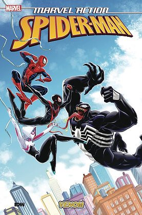 MARVEL ACTION SPIDER-MAN TP BOOK 04 VENOM