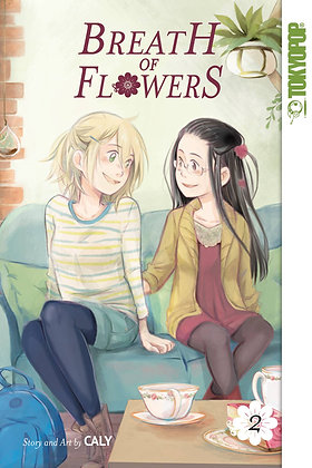 BREATH OF FLOWERS MANGA GN VOL 02