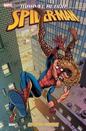 MARVEL ACTION SPIDER-MAN TP BOOK 02 SPIDER-CHASE