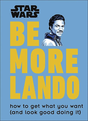 STAR WARS BE MORE LANDO HC