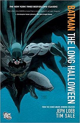 BATMAN THE LONG HALLOWEEN TP