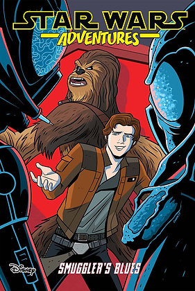 STAR WARS ADVENTURES TP VOL 04 SMUGGLERS BLUES