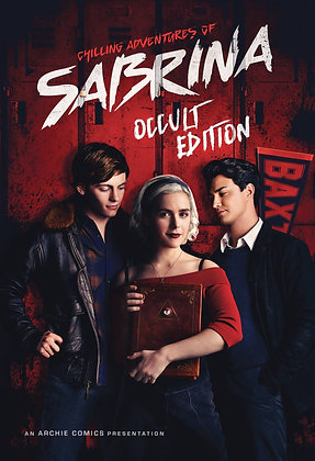 CHILLING ADVENTURES OF SABRINA OCCULT EDITION HARDCOVER