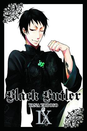 BLACK BUTLER GN VOL 09 (NEW PTG)