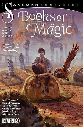 BOOKS OF MAGIC VOL 03 DWELLING IN POSSIBILITY TP (MR)