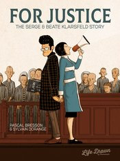 FOR JUSTICE SERGE & BEATE KLARSFELD STORY SC (MR)