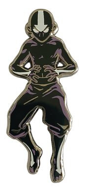 AVATAR THE LAST AIRBENDER AANG FULL BODY AVATAR PIN