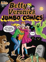 BETTY & VERONICA JUMBO COMICS DIGEST #287