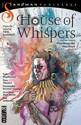 HOUSE OF WHISPERS VOL 03 WATCHING THE WATCHERS TP