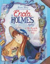ENOLA HOLMES HC VOL 02 CASE OF LEFTHANDED LADY
