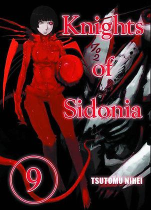 KNIGHTS OF SIDONIA GN VOL 09