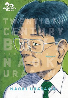 20th CENTURY BOYS TP VOL 04 PERFECT ED URASAWA (C: 1-1-2)