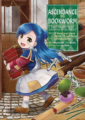 ASCENDANCE OF A BOOKWORM GN VOL 01 PT 1