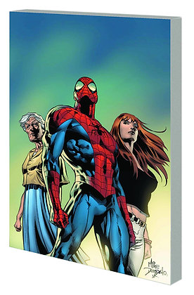 AMAZING SPIDER-MAN BY JMS ULTIMATE COLLECTION TP BOOK 04