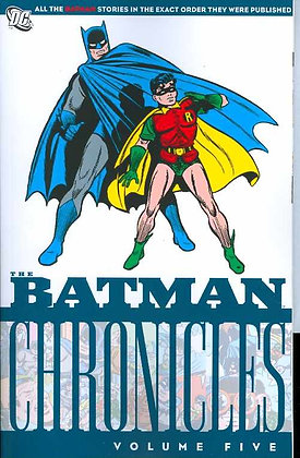 BATMAN CHRONICLES TP VOL 05