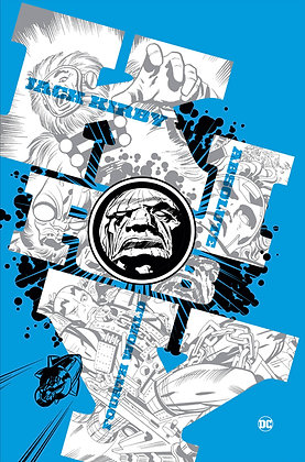 ABSOLUTE FOURTH WORLD BY JACK KIRBY HC VOL 01