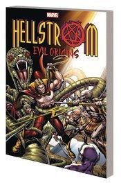 HELLSTROM TP EVIL ORIGINS