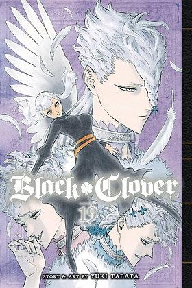 BLACK CLOVER GN VOL 19
