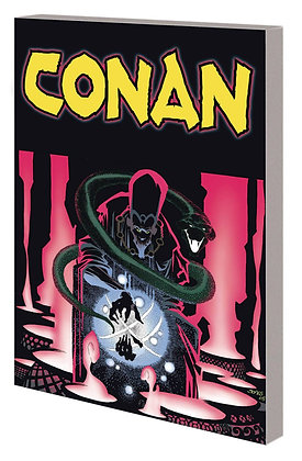 CONAN BOOK OF THOTH AND OTHER STORIES TP
