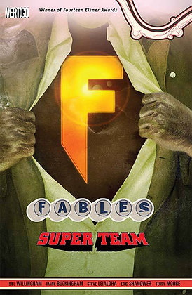 FABLES DELUXE EDITION HC VOL 12 (MR)