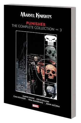 MARVEL KNIGHTS PUNISHER BY ENNIS COMPLETE COLECTION TP VOL 03