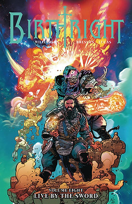 BIRTHRIGHT TP VOL 08