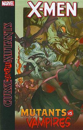 X-MEN CURSE OF THE MUTANTS TP MUTANTS VS VAMPIRES