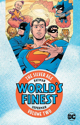 BATMAN & SUPERMAN IN WORLDS FINEST THE SILVER AGE TP VOL 02