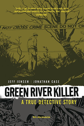 GREEN RIVER KILLER HC A TRUE DETECTIVE STORY 2ND EDITION