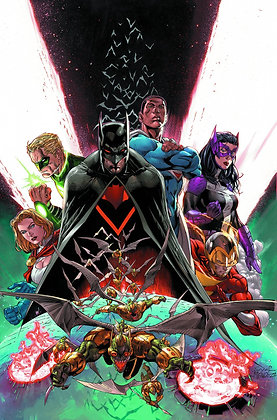 EARTH 2 WORLDS END TP VOL 01 (N52)