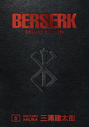 BERSERK DELUXE EDITION HC VOL 06