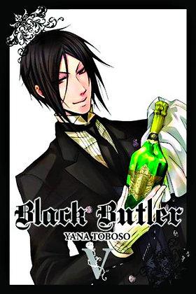 BLACK BUTLER GN VOL 05 (NEW PTG)