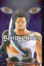 BLACK CLOVER GN VOL 06
