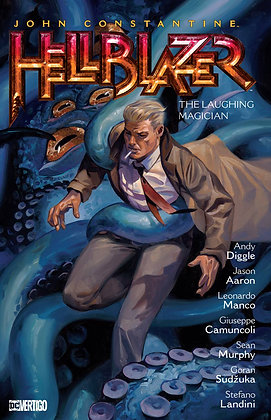 HELLBLAZER TP VOL 21 THE LAUGHING MAGICIAN (MR)