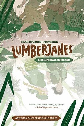 LUMBERJANES ORIGINAL GN VOL 01 THE INFERNAL COMPASS