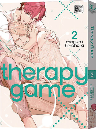 THERAPY GAME GN VOL 02 (OF 2)