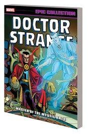 DOCTOR STRANGE EPIC COLLECTION TP MASTER MYSTIC ARTS