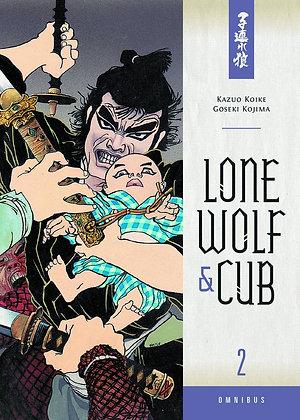 LONE WOLF & CUB OMNIBUS TP VOL 02