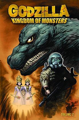 GODZILLA KINGDOM OF MONSTERS TP VOL 02