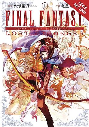 FINAL FANTASY LOST STRANGER GN VOL 01