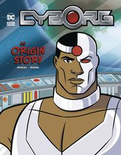 DC SUPER HEROES ORIGINS YR TP CYBORG