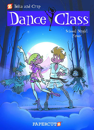 DANCE CLASS HC VOL 07 SCHOOL NIGHT FEVER