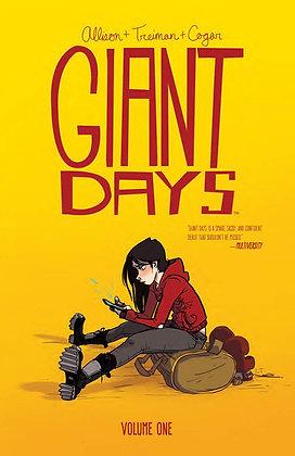 GIANT DAYS TP VOL 01