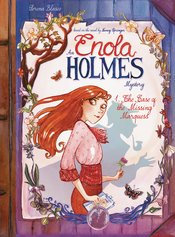 ENOLA HOLMES HC VOL 01 CASE OF THE MISSING MARQUESS
