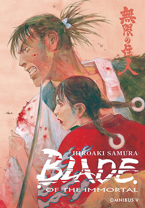 BLADE OF THE IMMORTAL OMNIBUS TP VOL 05 (MR)