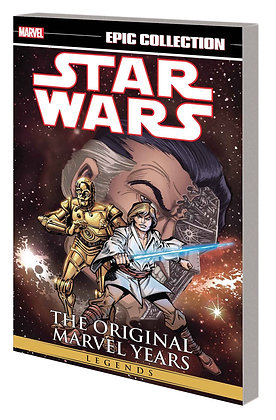 STAR WARS LEGENDS EPIC COLLECTION ORIGINAL MARVEL YEARS TP VOL 02