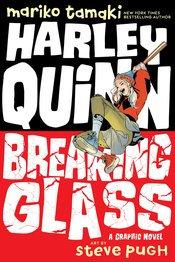 HARLEY QUINN BREAKING GLASS TP DC INK