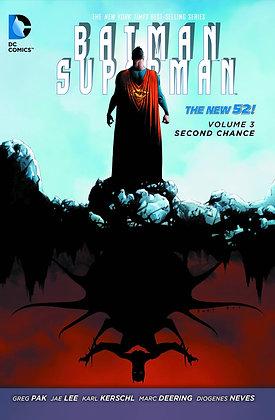 BATMAN SUPERMAN TP VOL 03 SECOND CHANCE